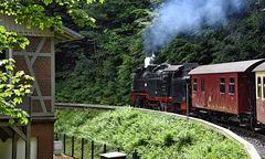 HSB Wernigerode Saxony-Anhalt Germany 31st May 2017