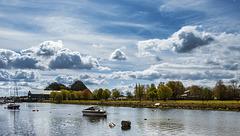 River Leven, Dumbarton