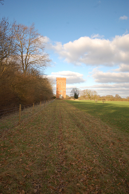 Benacre Water Tower, Suffolk
