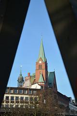 Kirchturm-Blick
