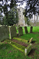 thundridge old church, herts