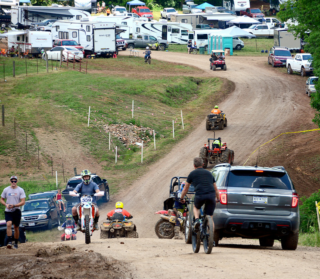The motorcycle equivalent of a rock festival