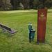 Jeder  Golfer hat seine Bank (HBM!)