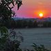 Ein magischer Sonnenuntergang - A magical sunset - PiP