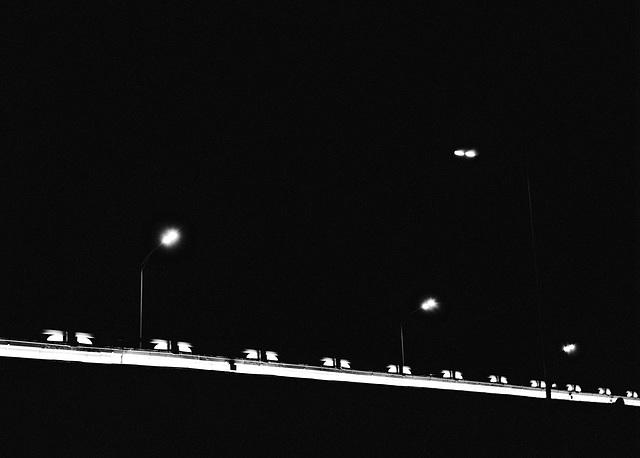 Night · Road Lamps