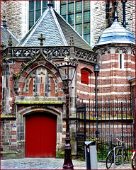 The Oude Church - Amsterdam - (546)