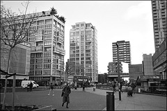 Elephant and Castle, New Kent Road.