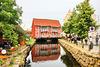 """Wismar, Brückenhaus (das """"Gewölbe"""")"""