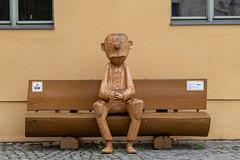 Ich will doch nur hier sitzen ... ;-) ... HBM
