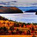 Fjord du Saguenay - Sacré-Coeur - octobre 2015