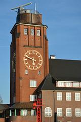 Radarturm am Lotsenhaus