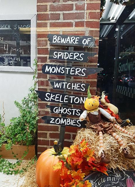 Halloween rückt näher