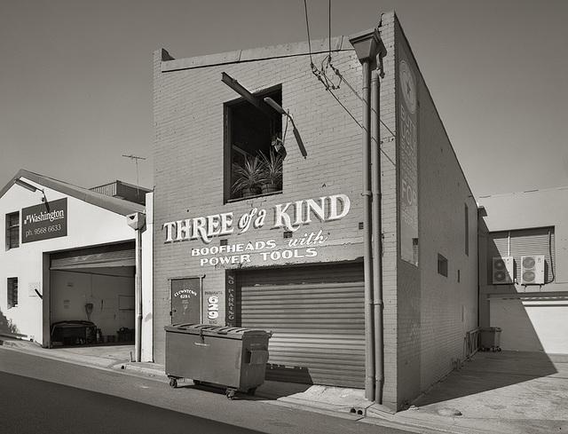 Three Of A Kind Boofheads