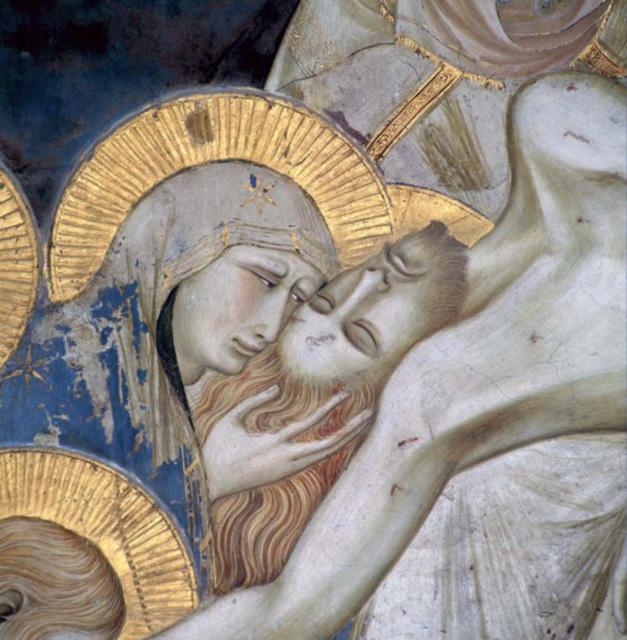 Samedi Saint : Les lamentations de Marie