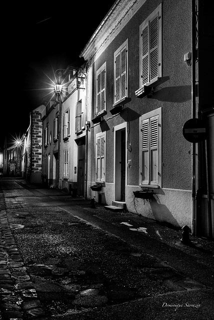 Le silence de la nuit