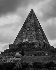 HFF from the Star Pyramid, Stirling