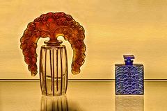 Perfume Bottles – Corning Museum of Glass, Corning, New York