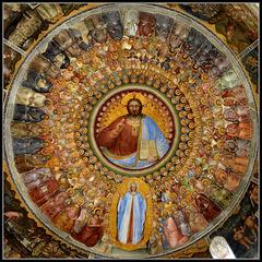Giusto de' Menabuoi - Battistero Duomo di Padova