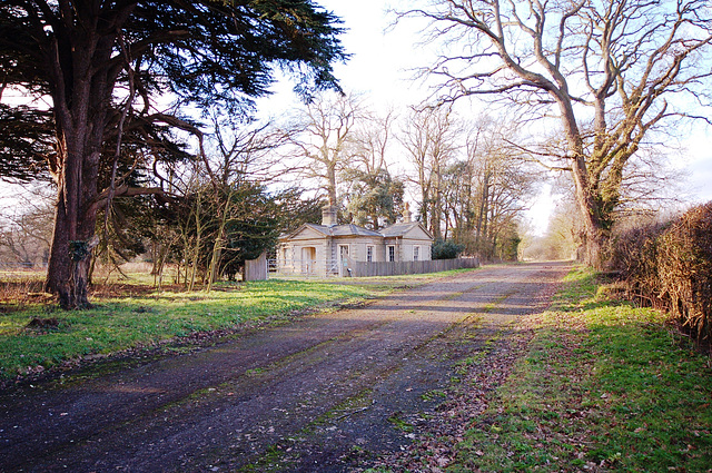 North Lodge, Benacre Park, Suffolk