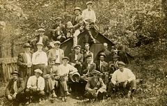 Beer Drinkers, Lebanon, Pennsylvania, 1912