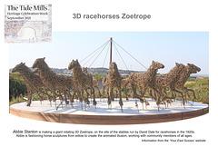 Racehorses Zoetrope Abbie Stanton