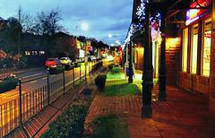 Barrowford by night (HFF).
