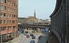 Station Baumwall