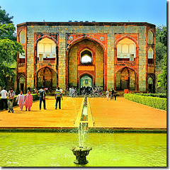 """""""Humayun's Tomb"""" - Delhi - INDIA"""