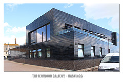 The Jerwood Gallery in Hastings - 21.9.2018