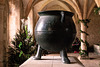Mechlin Pot, Warming Room, Lacock Abbey