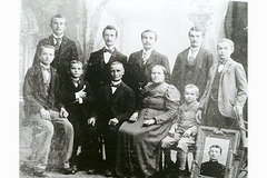 Family Mullenders  1899
