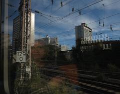 Hochhäuser in Essen, ...
