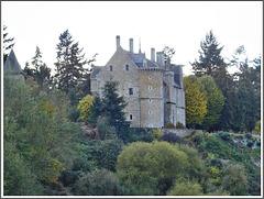 Château de Beaumont à Guitté (22)