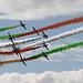 La Patrouille italienne des Frecce Tricolori