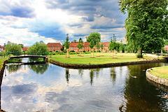 Ludwigslust, Am Bassin