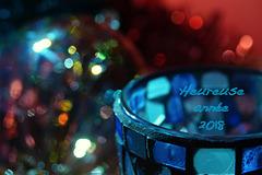 Heureuse année 2018