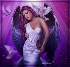 L'ange des rêves...