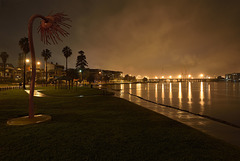 Rainy Night in Freo