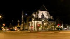 1T0A7835 Une église  Orléans de nuit comme de jour (Pips)