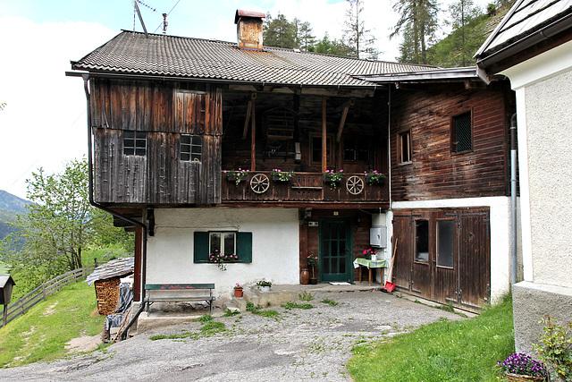 Alter Südtiroler Bauernhof