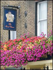 Good Yarn pub sign