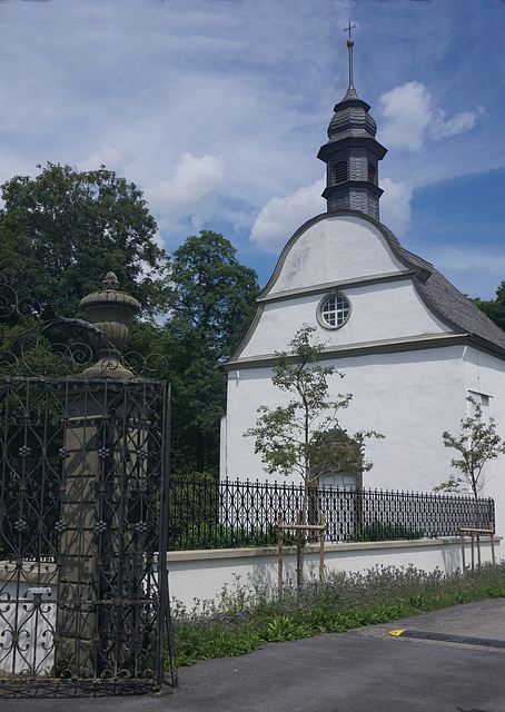 Schloss Laer - Kapelle