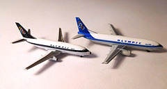 Olympic Airways Boeing 737