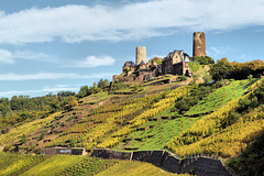 Burg Thurant bei Alken, Mosel