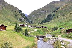 Fanealm 1739m - Valser Tal-Südtirol