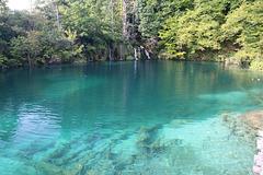 Plitvickie jeziora - Chorwacja