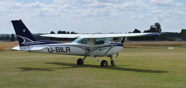 Cessna 152 G-BILR