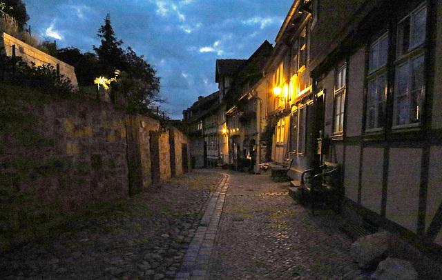Quedlinburg, Schloßberg