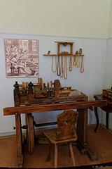 im Bernsteinmuseum von Palanga (© Buelipix)