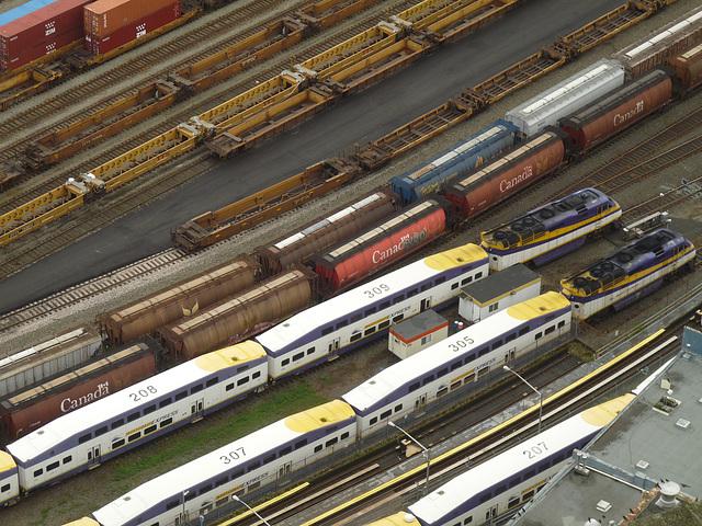 Railtracks and Trains
